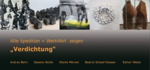 Ausstellung Verdichtung 2019